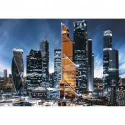 Фотообои Москва-Сити Х5 Премиум 291*204см /9 листов/