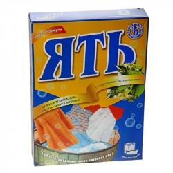 Порошок стиральный 400г Ять Аист ручная стирка 17