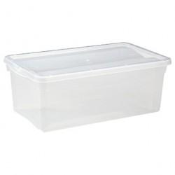 Ящик для хранения  5л прозрачный 4312492