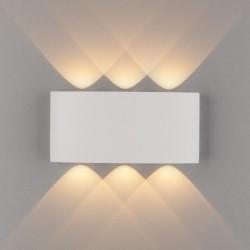 Светильник настенный TECHNO LED со светодиодами TWINKY TRIO белый 1551