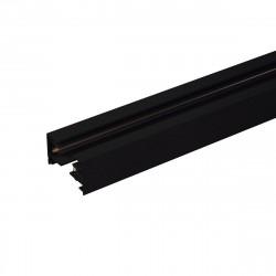 Шинопровод TRL-1-1-100-BK однофазный, черный (1м.)