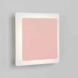 Светильник настенный Eurosvet Screw 40136/1 6W белый/розовый