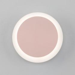 Светильник настенный Eurosvet Figure 40135/1 6W белый/розовый