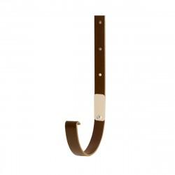 Крюк, цвет шоколадно-коричневый RAL 8017, d-125 мм