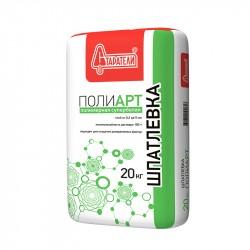 Шпаклевка полимерная Старатели ПолиАрт, 20 кг