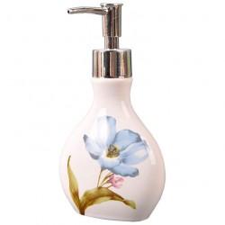 Дозатор для жидкого мыла Прованс, керамика DIS-PROV,