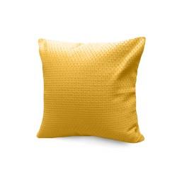 Подушка декоративная S&J 40x40 Хлопок 100% желтый