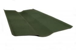 Ендова, цвет зеленый, 1000 х 420 мм