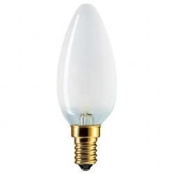 Лампа Philips В35 Е14 40Вт 230В матовая