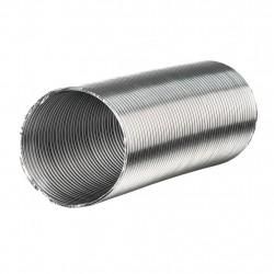 Канал алюминиевый гофрированный Компакт (3м) d=130мм