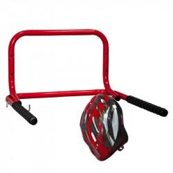 Держатель на 2 велосипеда(красный) HA08