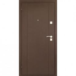 Дверь входная металлическая Форпост 73 2050х860 Левая,Дуб Беленый