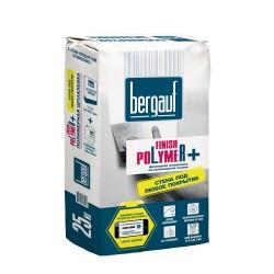 Шпаклевка полимерная финишная Bergauf Finish Polymer +, 25 кг