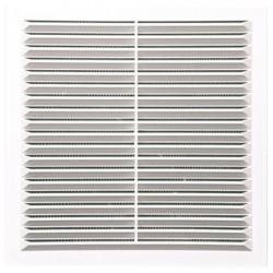 1313С  Решетка вентиляционная пластмас. 138*138