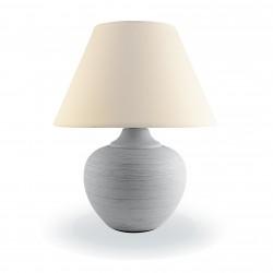 Лампа настольная ЛЮЧИЯ 552 Верона 60W E14 серый