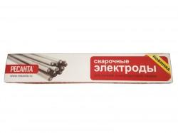 Электроды Ресанта МР-3 d 4,0мм 1 кг 71/6/24