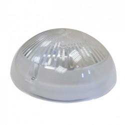 Светильник НБП 04-60-101 Е27 IP54 60Вт 2700К с фото-шумовым датчиком СВЕТ SV0105-0009