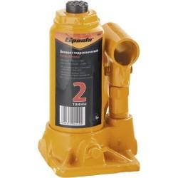 Домкрат гидравлический бутылочный  2т h148-278мм SPARTA 50321