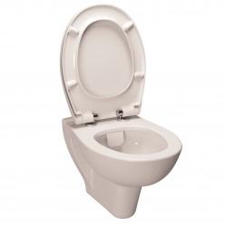 Сиденье для унитаза Normus/ S 20 с микролифтом  800-003-009 /Vitra, Турция/