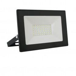 Прожектор светодиодный Ultraflash LFL-5001 C02 черный (LED SMD прожектор, 50 Вт, 230В, 6500К)