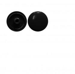Заглушка декоративная 10 мм черная (35 шт)