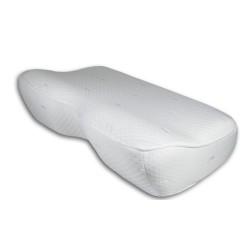 Подушка анатомическая 48*30*14/10 Smart-Textile ортопедика с эффектом памяти и ионами серебра ST373