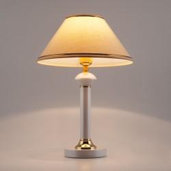 Лампа настольная Eurosvet 60019/1 белый