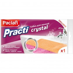 Губка для ванной Practi Crystal Paclan 409190