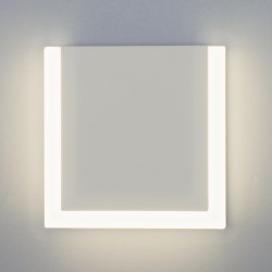 Светильник настенный Eurosvet Radiant 40146/1 LEDх50х10Вт белый