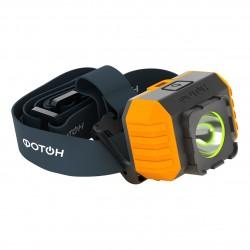 Фонарь налобный светодиодный ФОТОН 23129 RSH-700 3W, 3xLR03 в комплекте