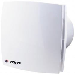 Вентилятор вытяжной осевой накладной 100мм Вентс 100ЛД белый, с декор.панелью, Vents