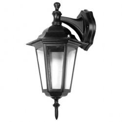 Светильник настенный Camelion 4102 черный Е27 60Вт