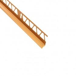 Угол внутренний для плитки 9-10 мм х 2,5 м кремовый ТП10013038