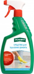 Средство для удаления цемента ОСНОВИТ СЭЙФСКРИН SGL1, 0,75 л