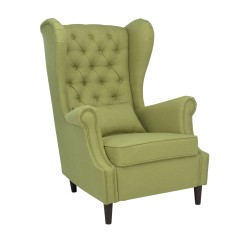 Кресло Leset Винтаж венге ткань основная Melva 33/компоньон Melva 33 5958-2710