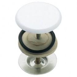 Заглушка на умывальник 50 мм (белая), MP-У