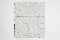 Камень интерьерный Сланец Аппалачи белый