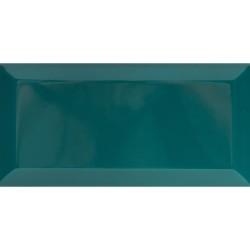 Плитка настенная Metrotiles 10*20 бирюзовый 46606