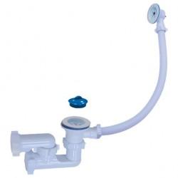 Сифон Орио для ванны (пластиковый выпуск)  А-6008