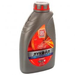 Масло моторное 10W40 1л полусинтетическое SG/CD Лукойл Супер