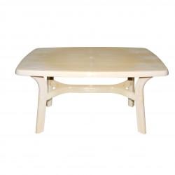 Стол прямоугольный Премиум Лессир 1,4*0,85*0,728 см цвет Самшит