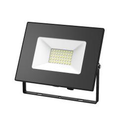 Прожектор светодиодный Gauss Elementary 613100370 70W 4370lm IP65 6500К черный