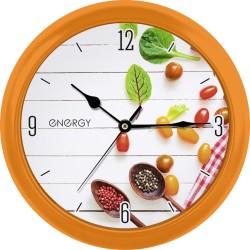 Часы настенные ЕС-111 ENERGY кварц круглые 009484