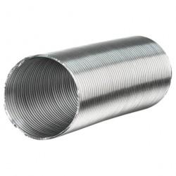 Канал-воздуховод гибкий гофрир. 120мм, алюминиевый до 3м, 12ВА, ЭРА