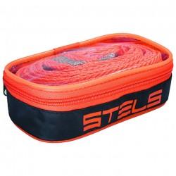 Трос буксировочный 2,5т капрон /2 крюка/ 5м, сумка на молнии Stels 54377