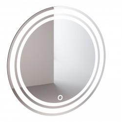 Зеркало с подсветкой Итана Боско 710х32х710 с подогревом