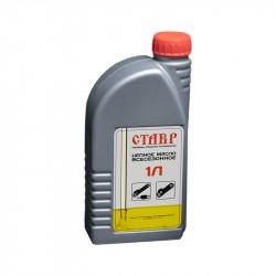 Масло цепное минеральное API GL-3, 1л., Ставр ст-масло-цепь