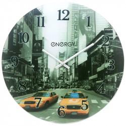 Часы настенные ЕС-137 ENERGY кварц круглые 009519