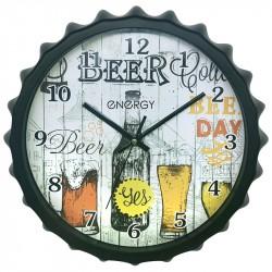 Часы настенные ЕС-136 ENERGY кварц круглые 009518