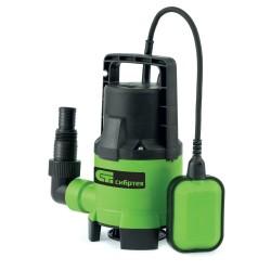 Дренажный насос для грязной воды Сибртех СДН650-35, 650 Вт, напор 8 м, 11000 л/ч 97264